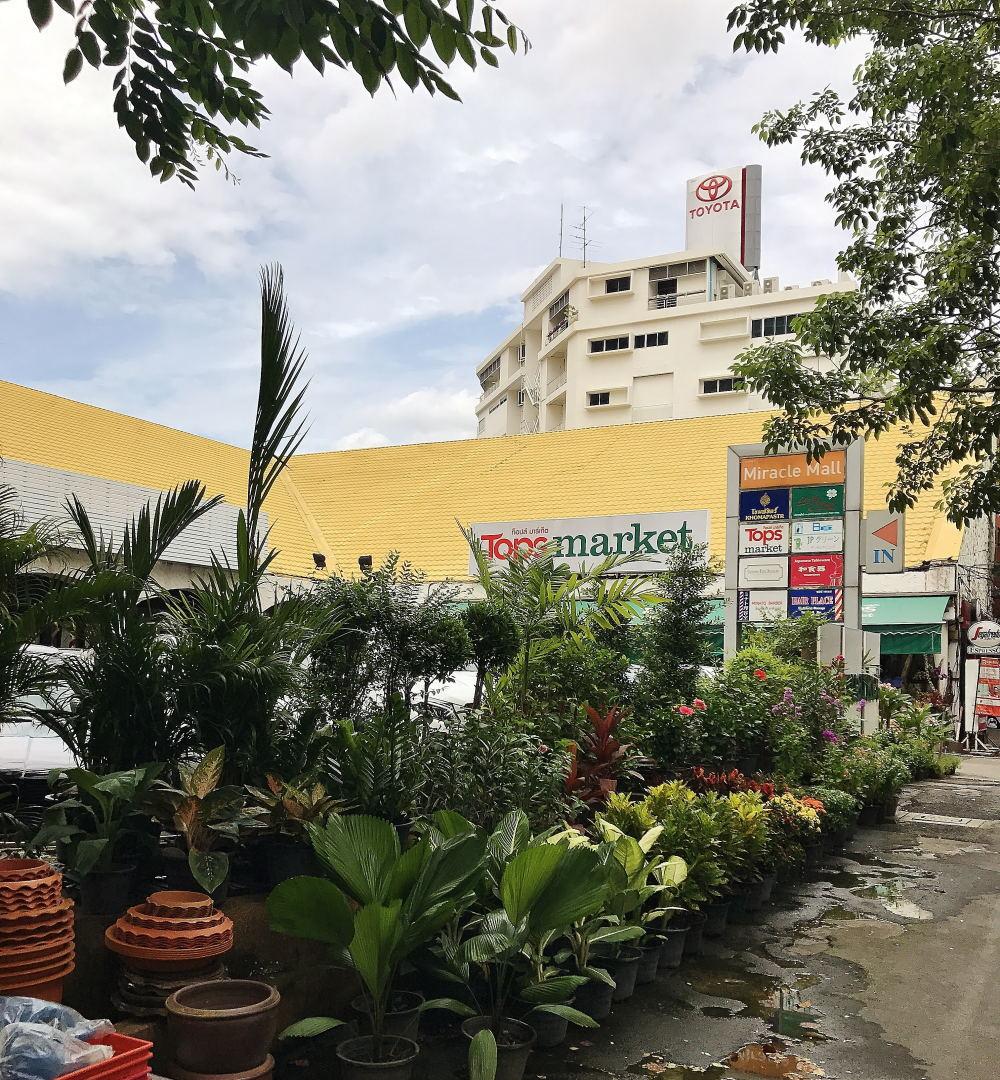 バンコク トップマーケット