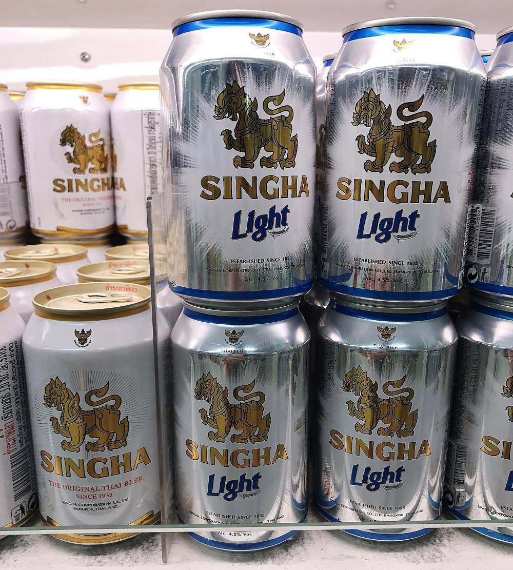 SINGHA ビール