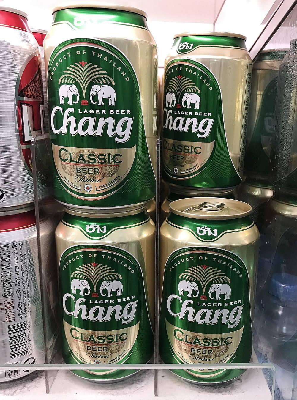 Chang ビール