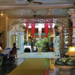 【チェンマイ】伝統工芸「セラドン焼き」に囲まれる「サイアムセラドン ティーハウス」がオススメです。