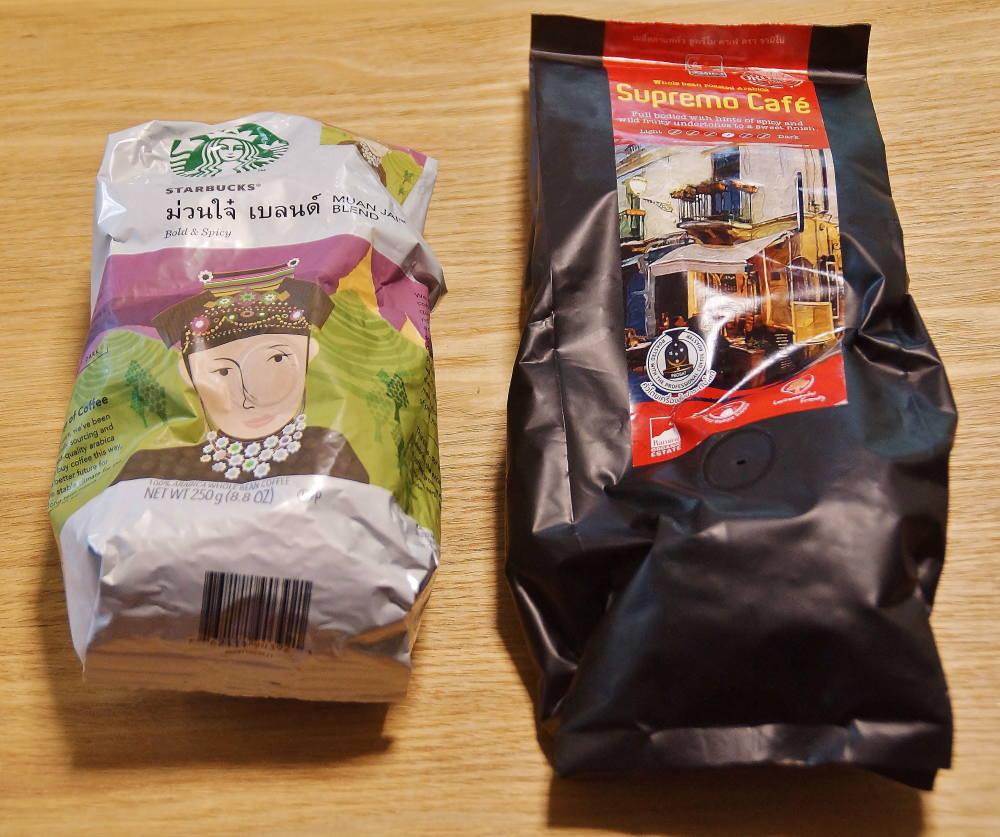 タイのおススメ コーヒー豆