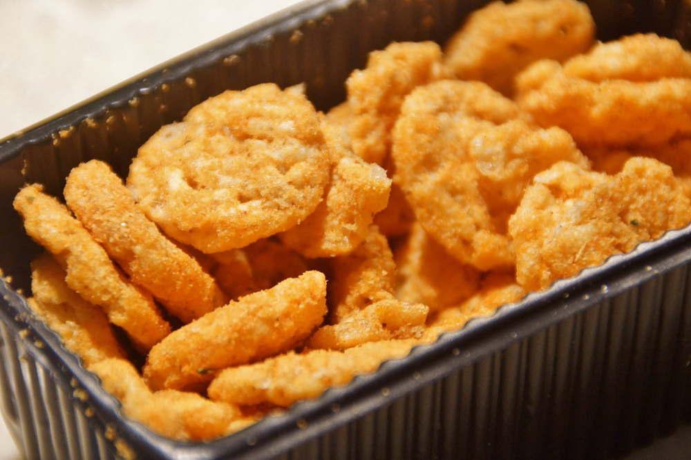 バンコククッキー トムヤム味 中身