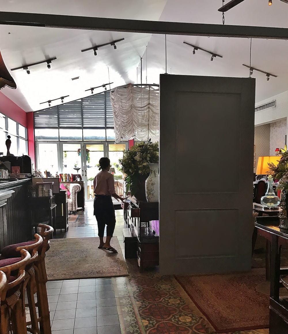 ジンジャーカフェ