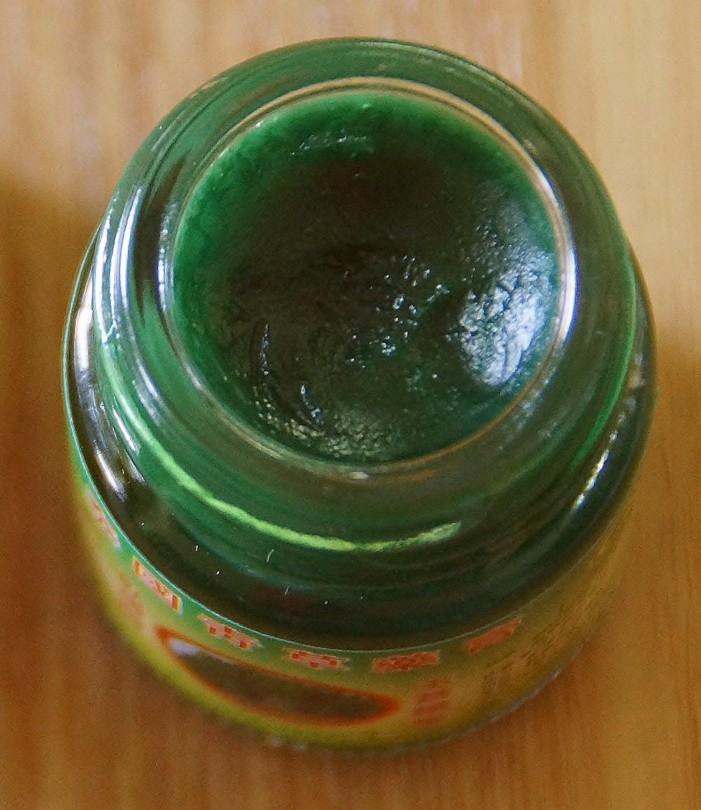 thai herbal wax 中身