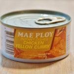 旨!タイカレーの缶詰はぜひ買って帰って!「メープロイのチキンイエローカレー」