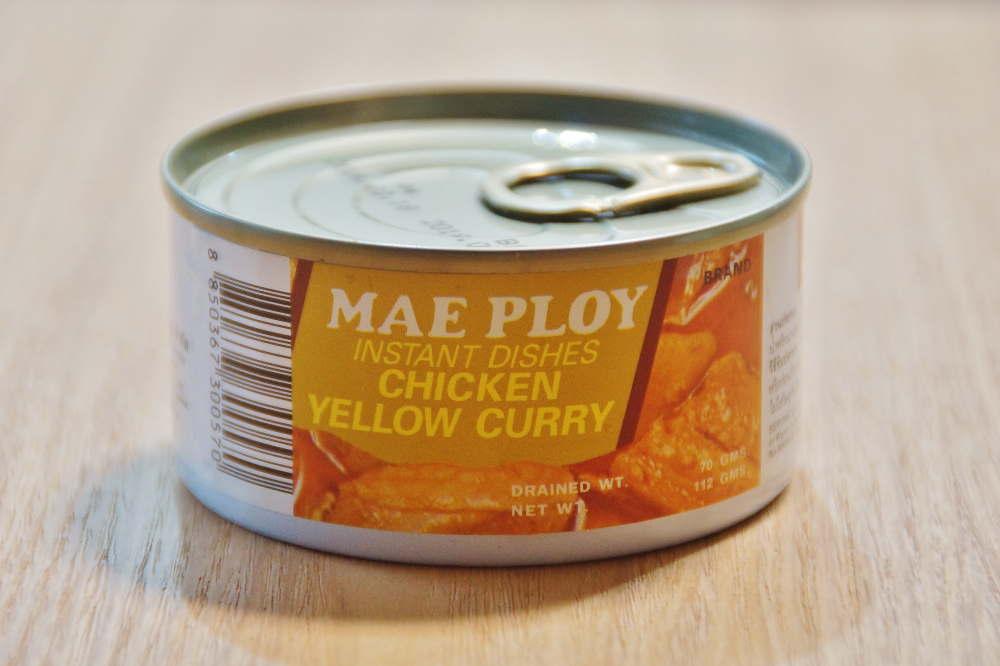 メープロイの缶詰