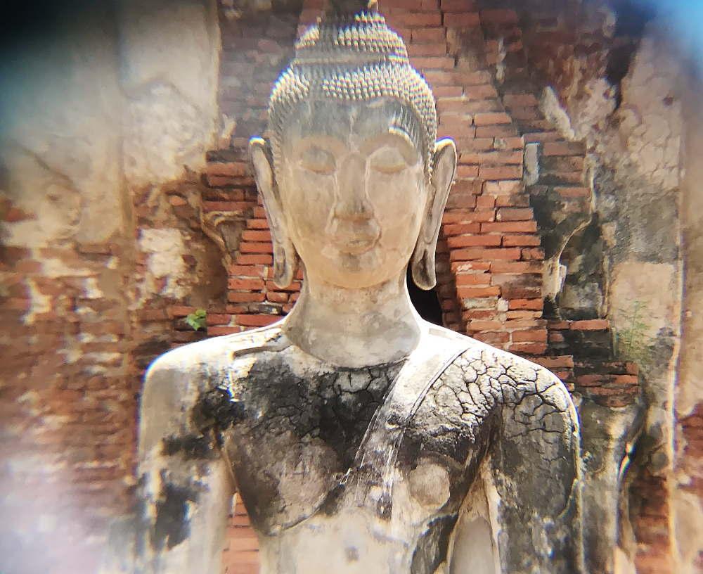 タイ アユタヤ 仏像