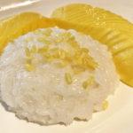 タイで一番感動したスイーツはマンゴーともち米を使った「カオニャオ・マムアン」
