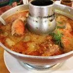 【チェンマイ】旨!ナイトバザールのレストラン「Mho-O-Cha(モーオーチャー)」が最高でした。