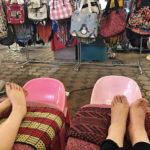 タイに行ったら数百円の路上マッサージを受けてみよう!