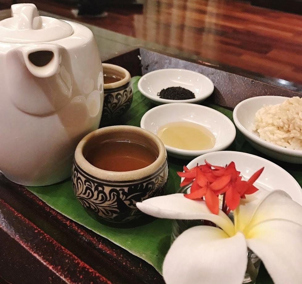 チェンマイ 伝統菓子 カーオテン
