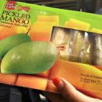 帰りに空港で買ってみよう!カリカリ美味しい「マンゴーピクルス」