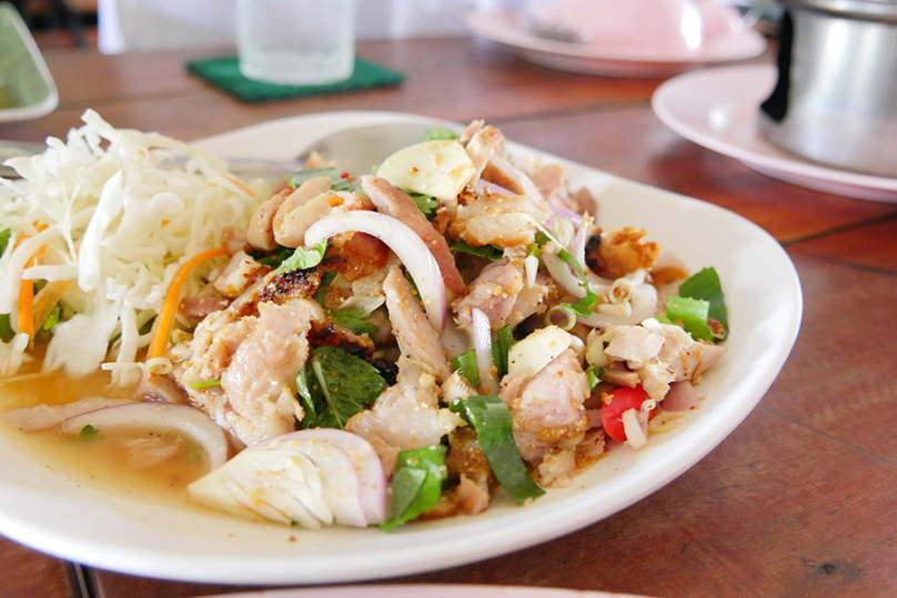 タイ料理 ラープ