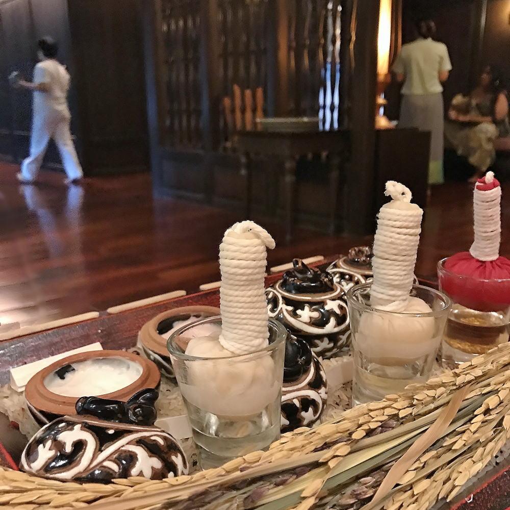 チェンマイ シリパンナホテル スパ ブログ