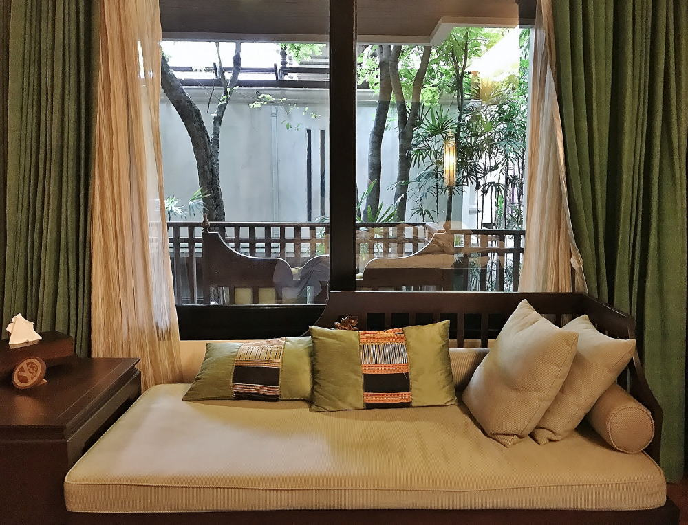 チェンマイ シリパンナホテル 部屋