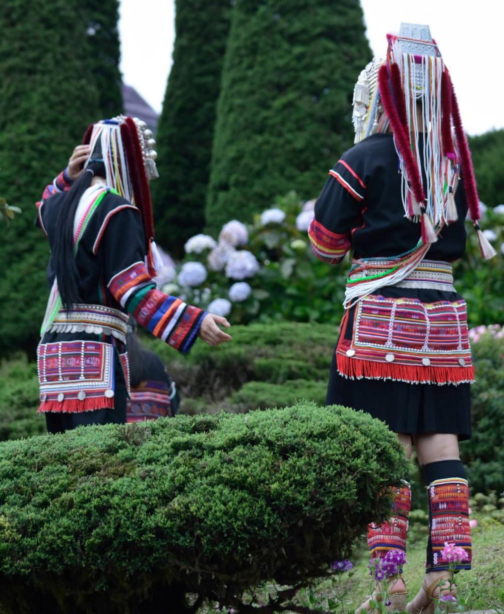 タイ 少数民族 アカ族