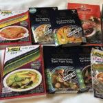 【まとめ】タイのスーパーマーケットで買うべき「料理の素」はコレだ!「マッサマンカリー」「トムヤムクン」「パッタイ」…?