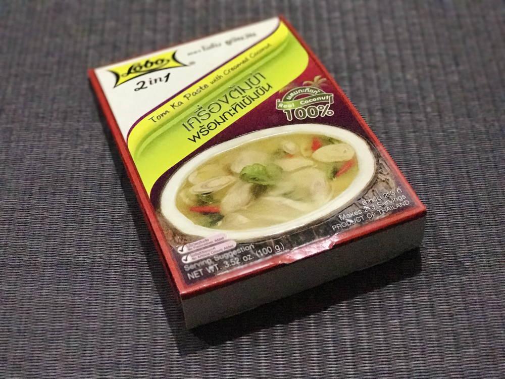 LOBO トムカースープの素