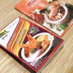 タイのスーパーマーケットで買った「トムヤムクンの素」使ってみた「メープロイ」「ロボ」