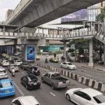 タイの交通事情!タクシー、トゥクトゥク、高架鉄道(BTS)の乗り方