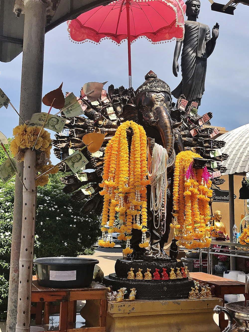 ワット・サマーンラッタナーラーム寺院
