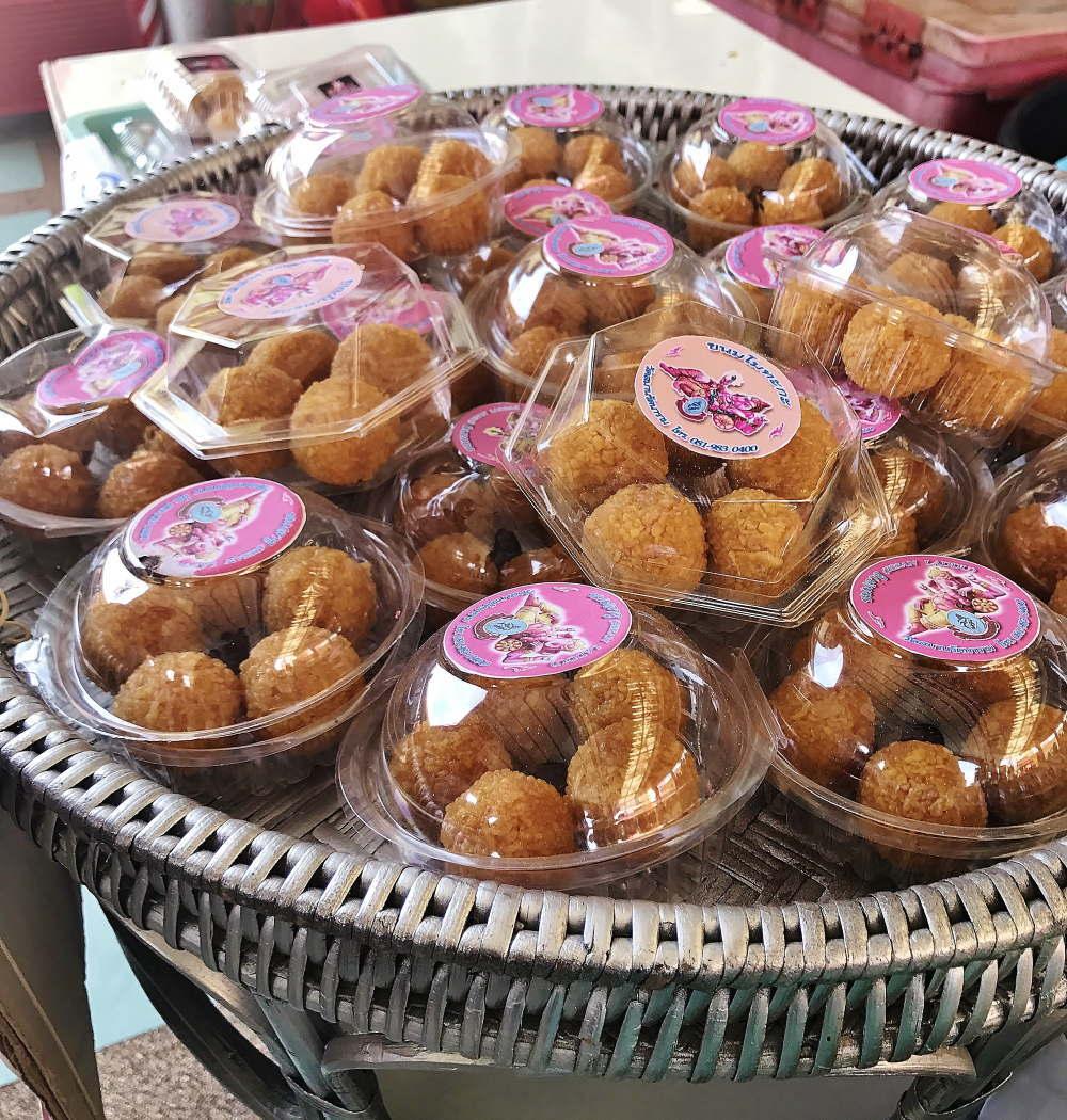 ピンクガネーシャ ロゴ入り お菓子